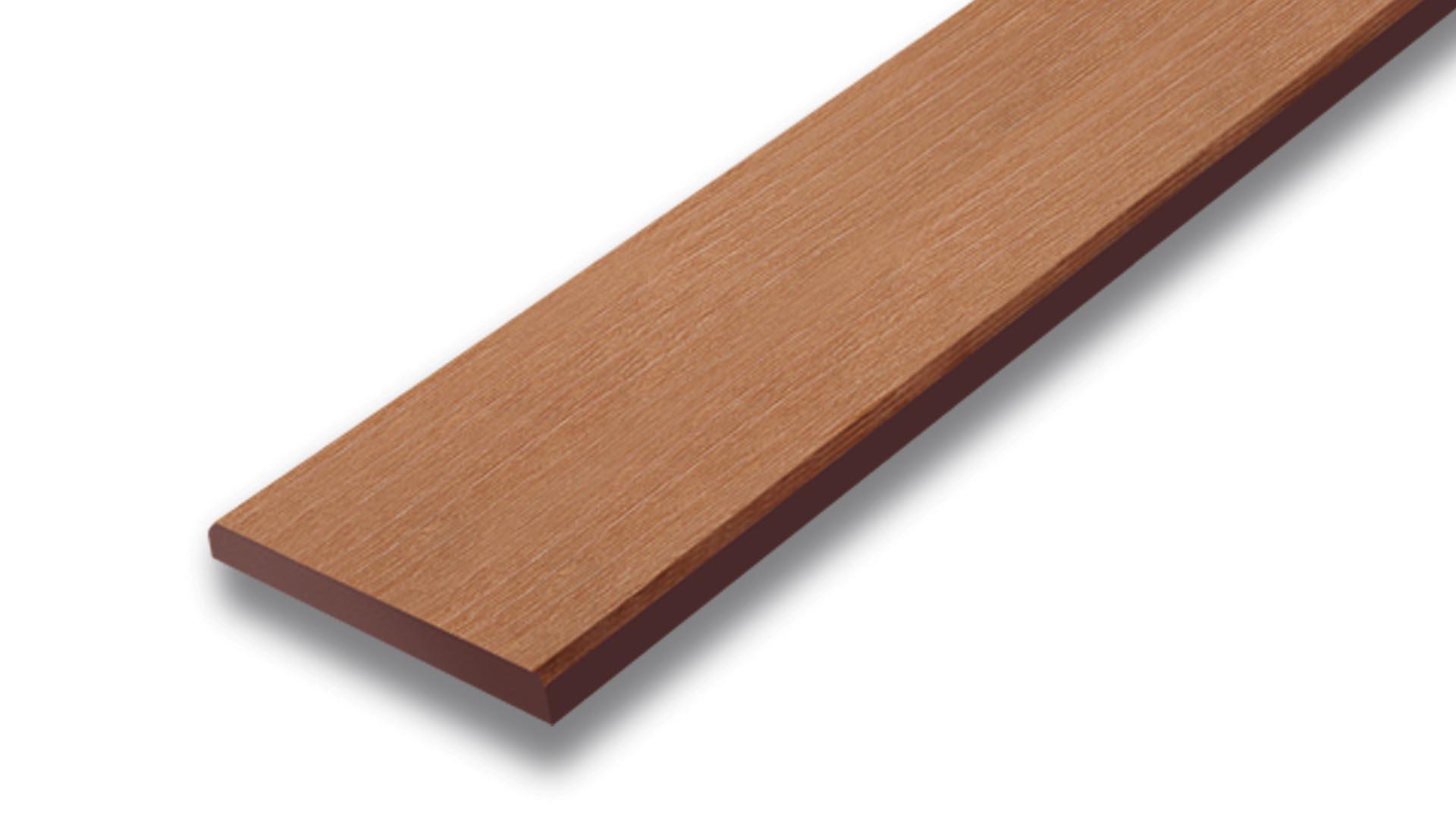 ไม้รั้ว ขนาด 15X400X1.2 ซม. สีรองพื้น