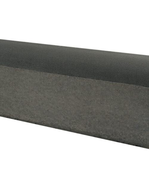 ขอบคันหินใหญ่ทรงมน เอสซีจี สีเทา ขนาด 15 x 30 x 100 ซม.