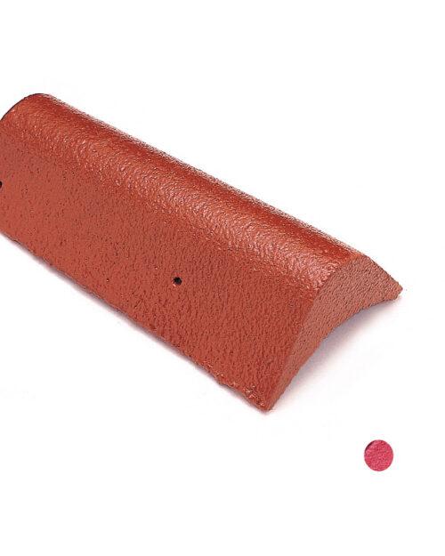 ครอบข้างปิดชาย เอสซีจี สีแดงกุหลาบ