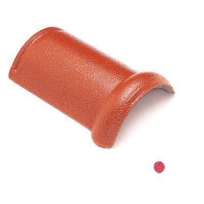 ครอบสันโค้ง คอนกรีต เอสซีจี สีแดงกุหลาบ