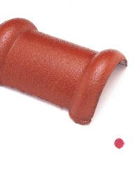 ครอบโค้ง 2 ทาง คอนกรีต เอสซีจี สีแดงกุหลาบ