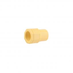 คอนเนคเตอร์ PVC สีเหลือง