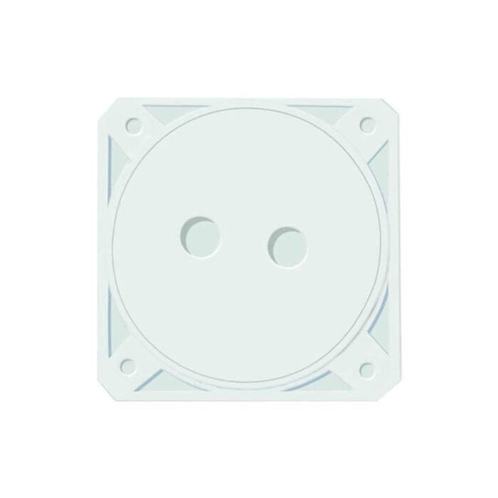 ฝาส้วม PVC SB สีขาว ขนาด 6 นิ้ว