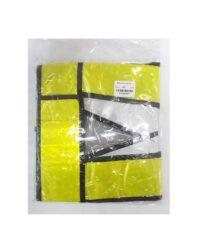 เสื้อกั๊กสะท้อนแสงสีเหลือง
