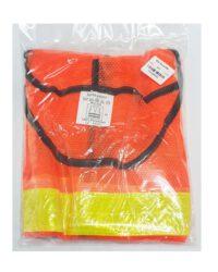 เสื้อสะท้อนแสงสีส้ม