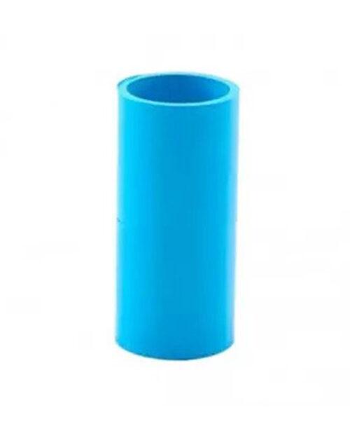 ข้อต่อตรง พีวีซี ท่อตรง PVC ขนาด 65 มม. (2 1/2 นิ้ว)