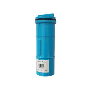 แกนถ่ายน้ำ PVC ขนาด 1 นิ้ว สีฟ้า