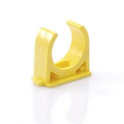 กิ๊ปก้ามปู ขนาด 1/2 (18) สีเหลือง