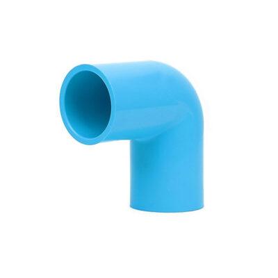 ข้อต่องอ 90 PVC สีฟ้า ขนาด 3/4 นิ้ว สีฟ้า