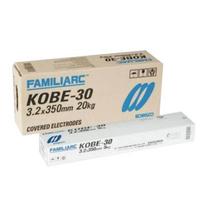 ลวดเชื่อม KOBE รุ่น K-30 กล่องขาว ขนาด 3.2 มม. 20 กก.