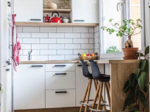 4 ฟังก์ชั่นจัดสรรห้องครัวขนาดเล็ก