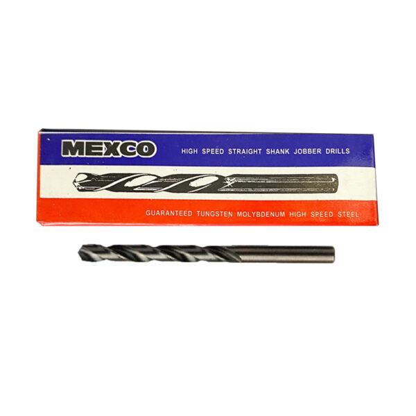 ดอกสว่านเจาะเหล็ก MEXCO High Stainless Steel ขนาด 7/32 นิ้ว