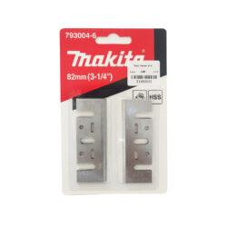 ใบมีด กบไฟฟ้า Makita ขนาด 82 มม. (3-1/4 นิ้ว)