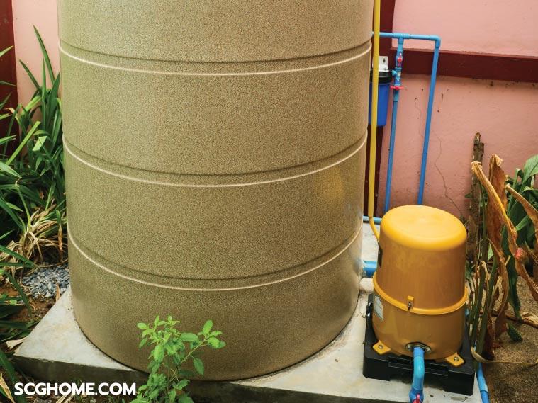 เลือกปั๊มน้ำในบ้านอย่างไร ให้เหมาะและดี