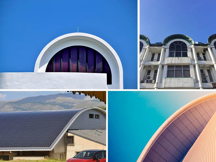 11 รูปทรงหลังคาสำหรับบ้านใหม่