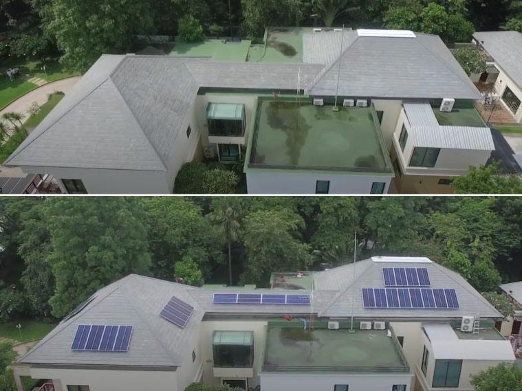 ระบบหลังคาโซลาร์ เอสซีจี SCG Solar Roof กับ 13 คำถาม