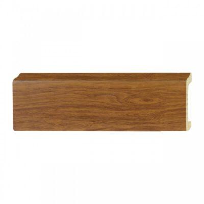 ไม้บัว อเนกประสงค์ YES MOULDING PL005-20 สีไม้สักทอง ยาว 3 เมตร
