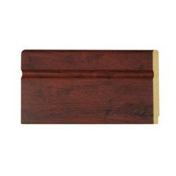 ไม้บัวล่าง YES MOULDING รุ่น BL001-03 สีไม้แดง ยาว 3 เมตร