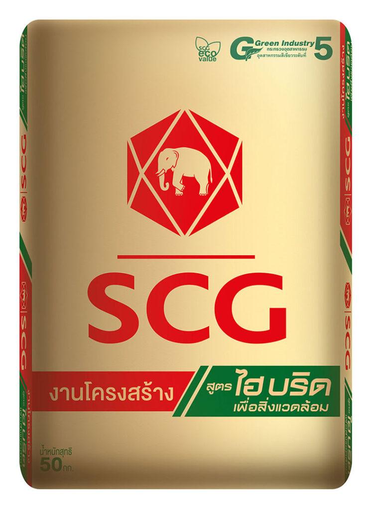 SCG ปูน งานโครงสร้าง